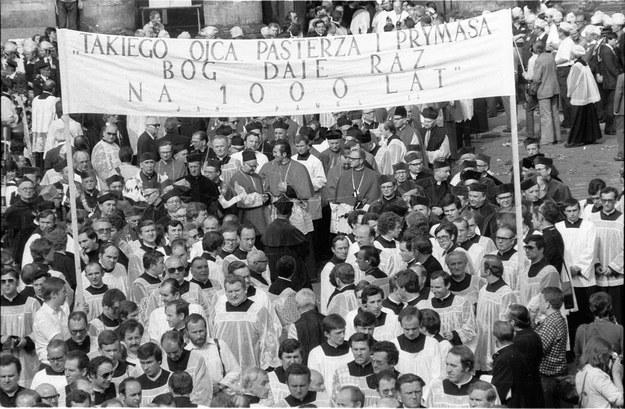 28 maja 1981 roku, w uroczystość Wniebowstąpienia Pańskiego zmarł Prymas Tysiąclecia Stefan Kardynał Wyszyński /Teodor Walczak /PAP