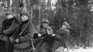 28 stycznia 1935 r. Hermann Göring w Polsce