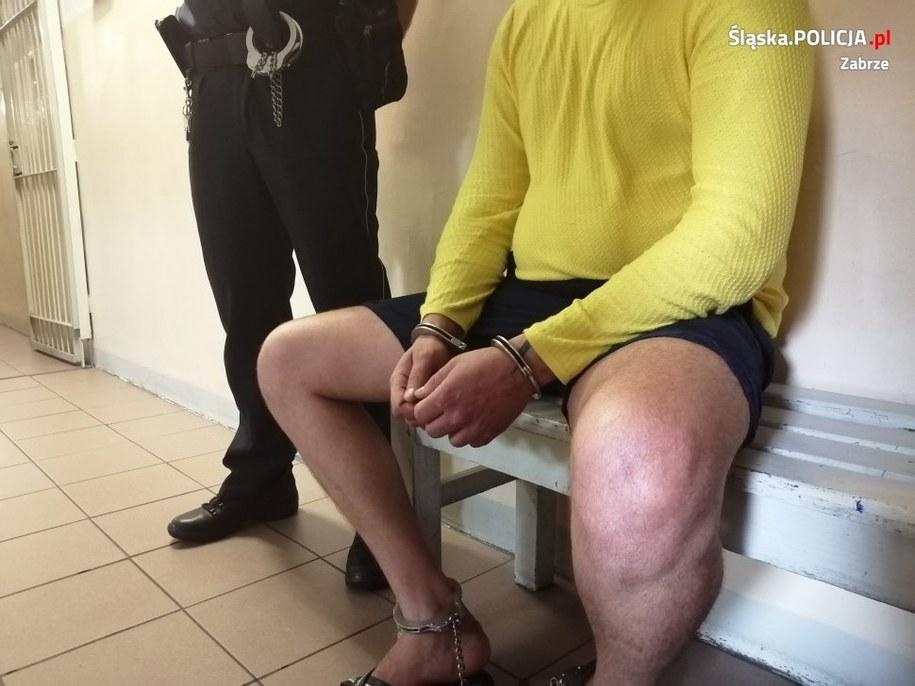 29- letni Bułgar został zatrzymany za handel ludźmi /Policja