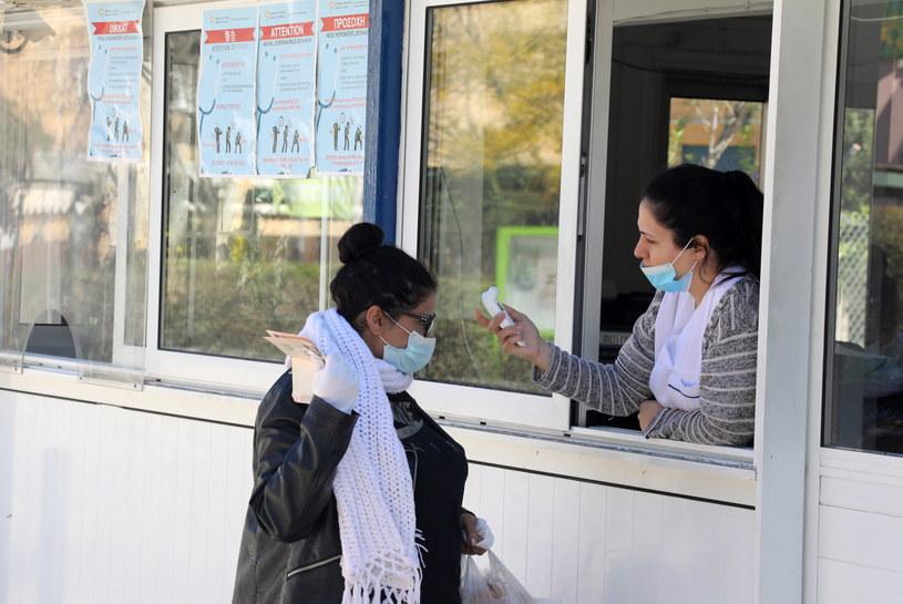 29 lutego rząd greckiej Republiki Cypryjskiej zamknął też jednostronnie cztery z dziewięciu przejść granicznych z TRCP. /KATIA CHRISTODOULOU  /PAP/EPA