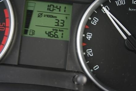 3,3 l. na 100 kilometrów /INTERIA.PL