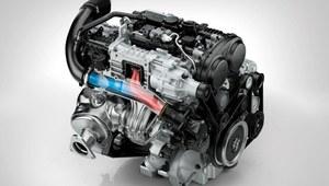 3-cylindrowy silnik Volvo w 2016 r.