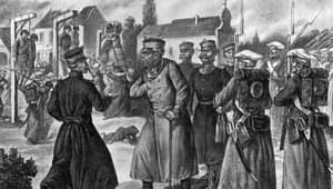 """3 czerwca 1863 r. Pierwsza ofiara """"Wieszatiela"""""""