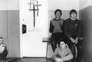3 grudnia 1984 r. Strajk uczniów we Włoszczowie