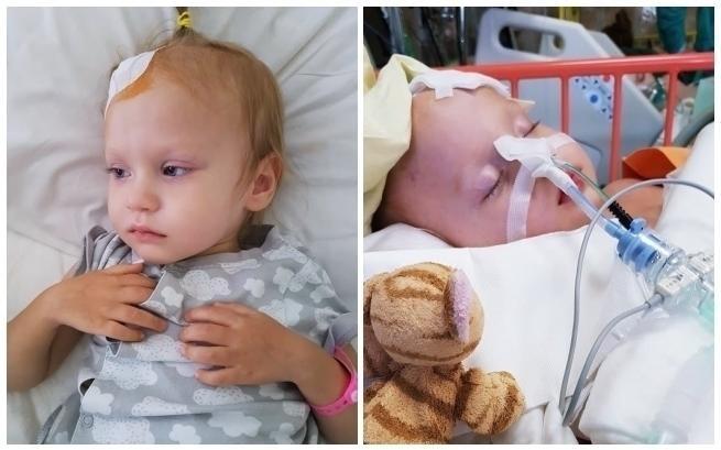 3-letnia Marysia /siepomaga.pl /