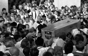 3 listopada 1984 r. Pogrzeb ks. Jerzego Popiełuszki