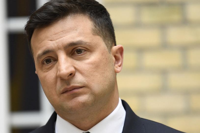 3 maja wizytę w Polsce złoży prezydent Ukrainy /BERTRAND GUAY /AFP