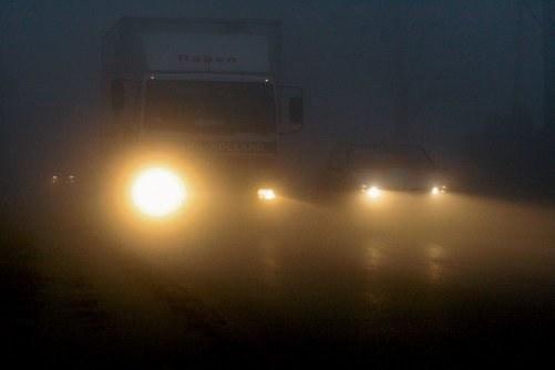 3. Mgła na drodze /Motor