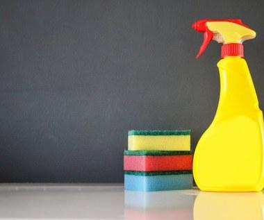 3 proste przepisy na domowe środki czystości