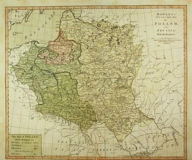 3 stycznia 1795 r. III rozbiór Polski. Rzeczpospolita wymazana z mapy Europy