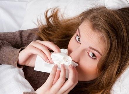 30% ciężarnych miewa tzw. katar ciążowy, który bywa mylony z przeziębieniem /© Panthermedia