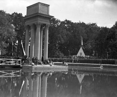 30 czerwca 1929 r. Zwłoki generała Bema w Tarnowie