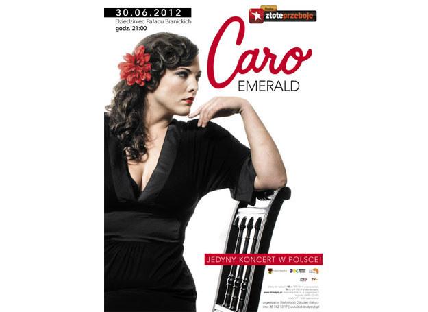 30 czerwca w Białymstoku wystąpi współczesna diva muzyki lat 40. i 50. /- /INTERIA.PL