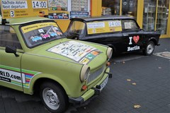 30 lat od upadku Muru Berlińskiego – Trabanty, symbol NRD
