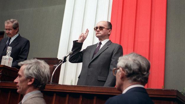 30 lat temu Jaruzelski został wybrany na prezydenta PRL