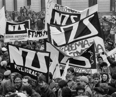 30 lat temu ponownie zarejestrowano Niezależne Zrzeszenie Studentów