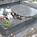 30-latek zatrzymany w sprawie zniszczenia ponad 100 nagrobków w Ełku