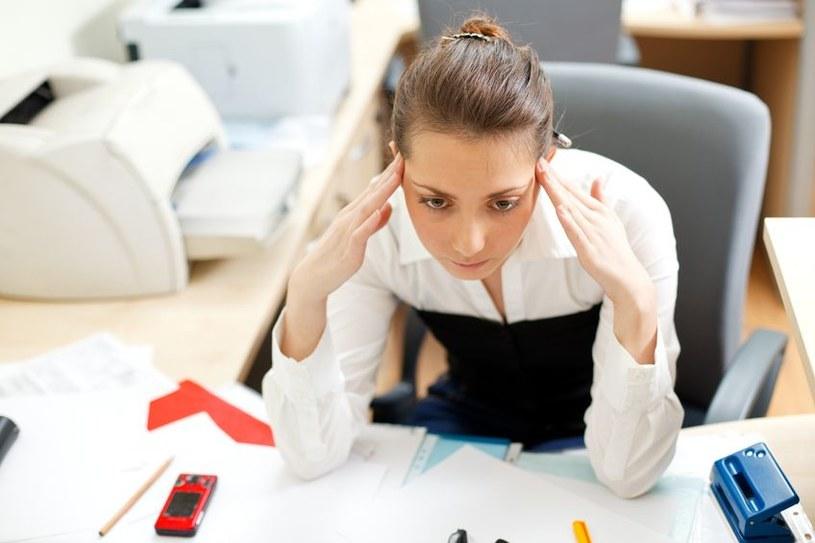 30 proc. stanowisk pracy w Europie ma szkodliwy wpływ na zdrowie zajmujących je ludzi /123RF/PICSEL