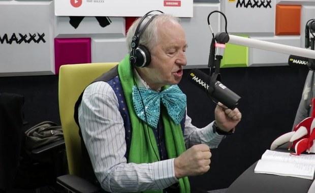 """30. urodziny RMF FM. Andrzej Rosiewicz zaśpiewał dla nas """"Trzydzieści lat minęło..."""""""
