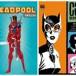 300, Deadpool i inni: Komiksowe nowości na luty