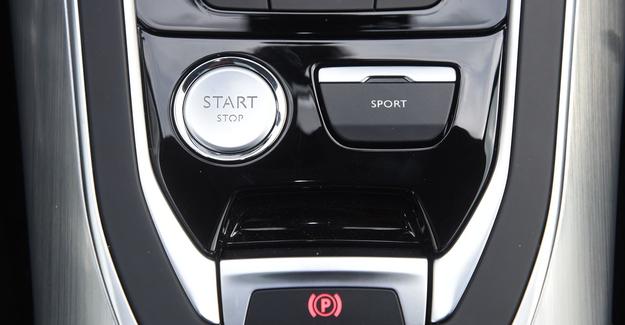 308 start stop /Motor