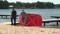 31-latek utonął w Jeziorze Licheńskim