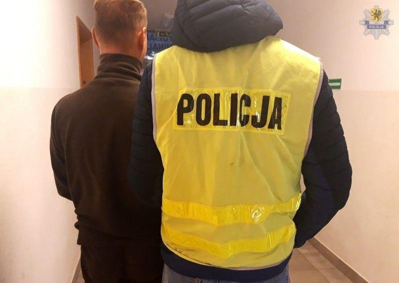 31-latkowi grozi do 3 lat więzienia /pomorska.policja.gov.pl /
