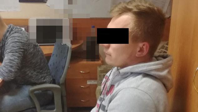 31-letni oszust matrymonialny /policja.pl /Policja