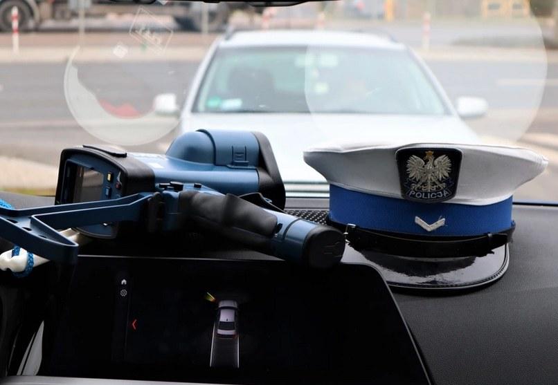 32-letni kierowca nie zatrzymał się do policyjnej kontroli. Zdjęcie ilustracyjne /Piotr Bułakowski /RMF FM