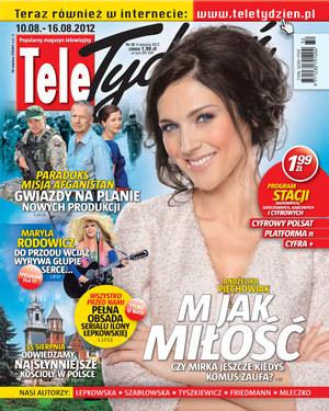 """32. nr """"Tele Tygodnia"""" /  /Tele Tydzień"""