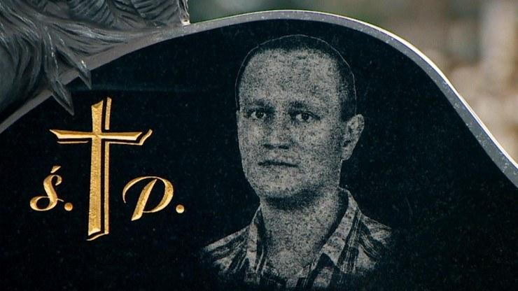 33-latek został brutalnie pobity i zmarł. Nie zobaczył nowonarodzonego syna /Polsat News