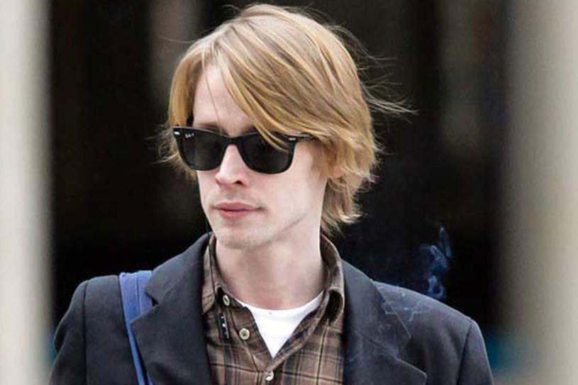 33-letni dziś Macaulay Culkin walczy z uzależnieniem od narkotyków i alkoholu /East News