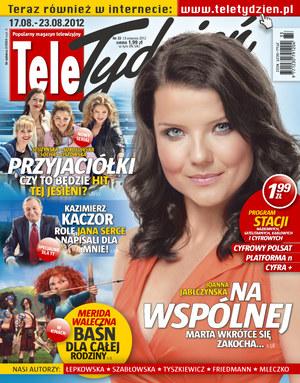 """33. nr """"Tele Tygodnia"""" /  /Tele Tydzień"""