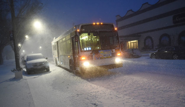 34-latka przejechała uprowadzonym autobusem trzy przecznice (zdjęcie ilustracyjne) /AFP