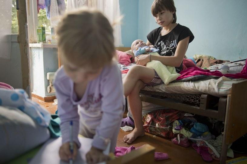 34 tys. ludzi musiało opuścić swoje domy /AFP
