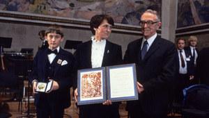 35 lat temu Danuta Wałęsa odebrała w imieniu męża Pokojową Nagrodę Nobla