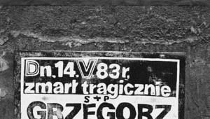 35 lat temu zmarł Grzegorz Przemyk