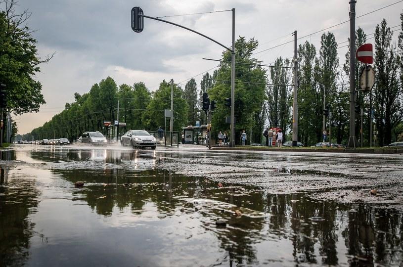 350 interwencji straży pożarnej w ciągu ostatniej doby /Fot. Karolina Misztal /Reporter