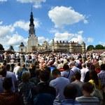 36,2 tys. pątników przybyło na uroczystości Matki Bożej Jasnogórskiej