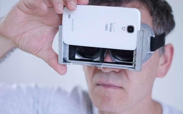360specs – smartfon w roli okularów AR /Gadżetomania.pl