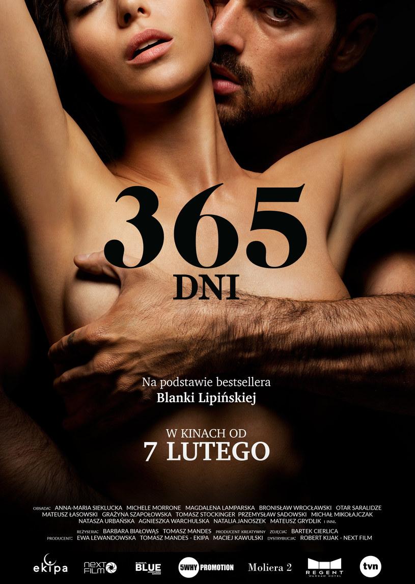 """""""365 dni"""" trafi na kinowe ekrany 7 lutego /NEXT FILM /materiały dystrybutora"""