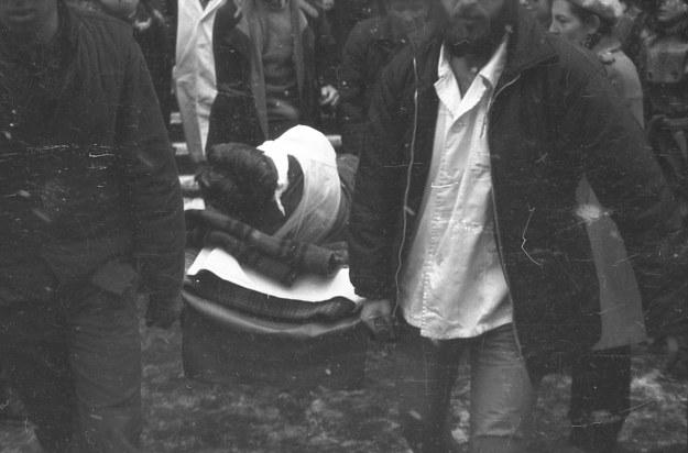 37 lat temu zginęło 9 górników Kopalni Wujek. To największa tragedia stanu wojennego