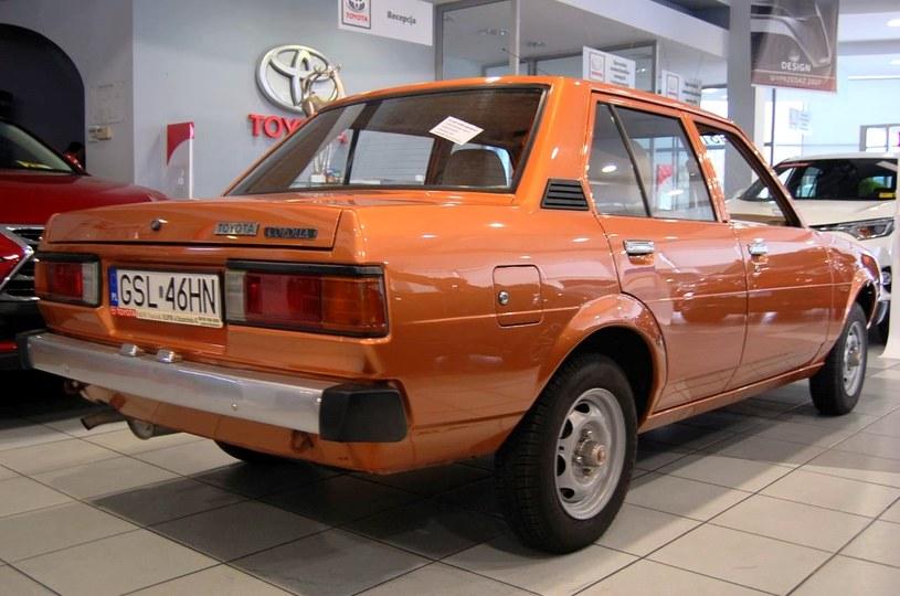 37-letnia Toyota Corolla /