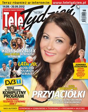 """37. numer """"Tele Tygodnia"""" /fot  /Tele Tydzień"""