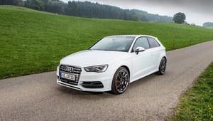 370 KM w Audi S3 od ABT