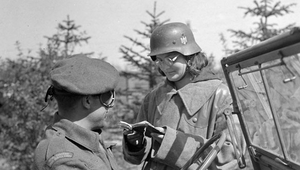 4 czerwca 1945 r. Niemieckie Haren staje się Maczkowem