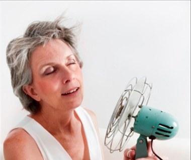 4 domowe sposoby na uderzenia gorąca
