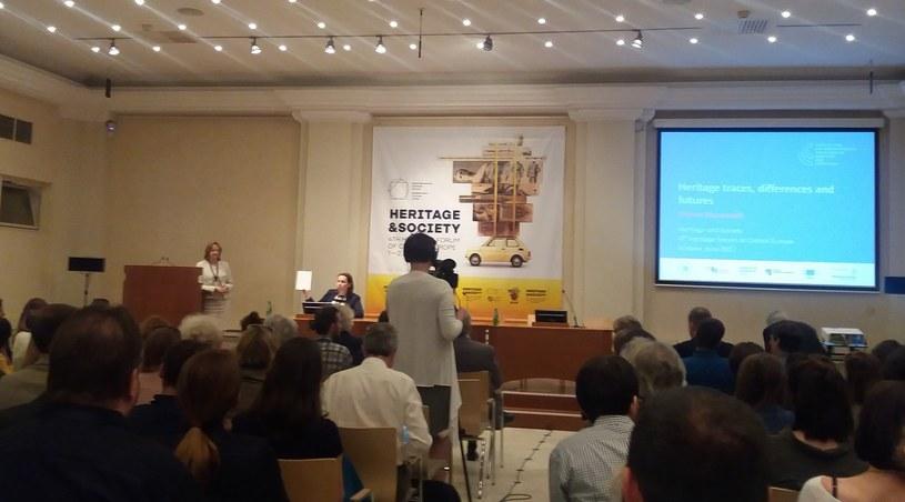 4. Forum Dziedzictwa Europy Środkowej w MCK /INTERIA.PL
