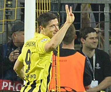 4 gole Lewandowskiego, Borussia gromi Real Madryt w półfinale LM!