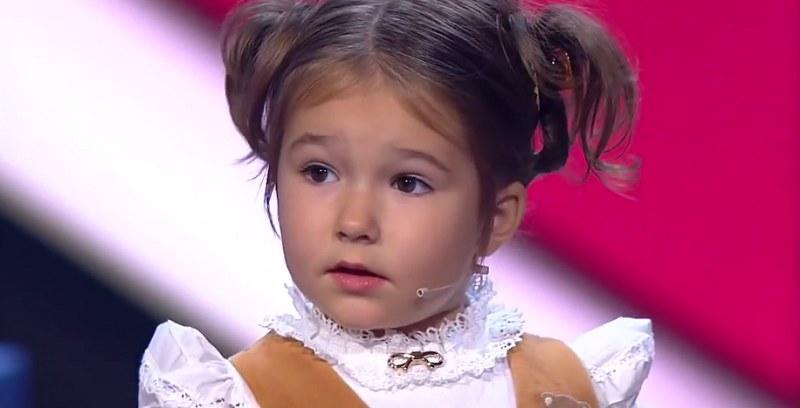 4-letnia Bella zachwyciła wszystkich swoim występem /Jalil Bouries /YouTube